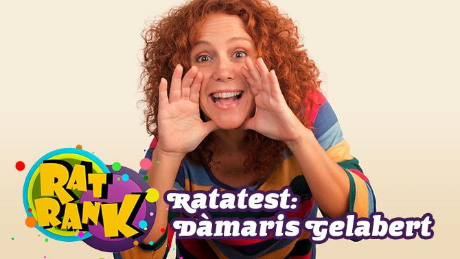 Ratatest: Dàmaris Gelabert